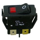 Hatco 02.19.080.00 Illuminated Rocker Switch 16A 125V