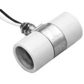 """Hatco 02.30.045.00 Twin Lamp Socket 28"""" Leads"""