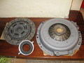 CLUTCH DISC TR4A-TR6 Powertune