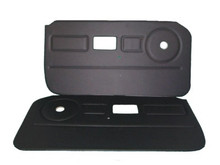 Door Panel Set Black MGB 77 to 80,DP127A