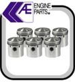 Piston Set AE 9-1 3.8 Jaguar,20615KR