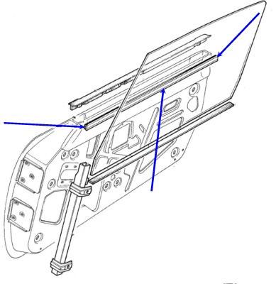Seal Inner Window Scraper