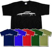 Wedge Silhouette T- Shirt