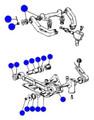 Suspension Kit TR3-TR4,GAC6068