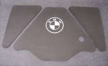 BMW E28 Hood Bonnet Liner Insulation Pad Set 3 Pieces