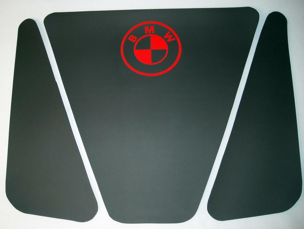 bmw e30 hood bonnet liner insulation pad set 3 pieces. Black Bedroom Furniture Sets. Home Design Ideas