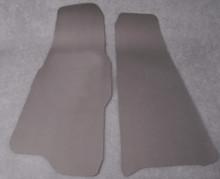 Hood Bonnet Liner Both Sections For Porsche 968 Automobiles