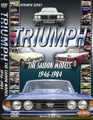 Triumph - The Saloon Models: 1946-1984 - Front Cover