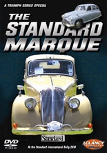 The Triumph Series: The Standard Marque - Front Cover