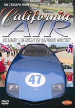 Caliafornia Air - The Story of Triumph US racing w/ Kas Kastner - Front Cover