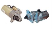 Triumph TR8 Gear Reduction Starter, Aftermarket,GXE4442UR,DRC1743