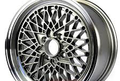 Triumph TR7 TR8 Spitfire wheels - Gunmetal