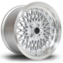 Triumph TR7 TR8 Spitfire wheels - Silver