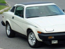 1975-1981 Triumph TR7 OEM Multi Lined Side Stripe Kit