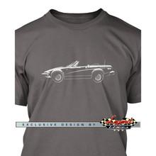Triumph TR7 Convertible T-Shirt