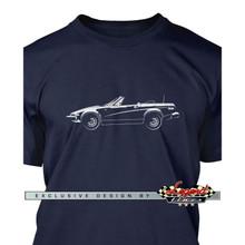 Triumph TR8 Convertible T-Shirt