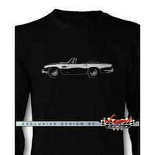 Aston Martin DB5 Convertible Long Sleeves T-Shirt