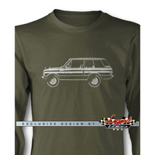 Range Rover Classic Long Sleeves T-Shirt
