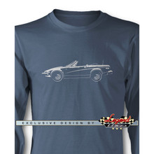 Triumph TR8 Coupe Long Sleeves T-Shirt