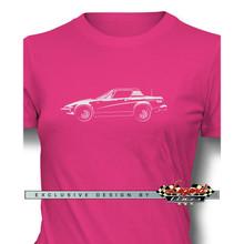 Triumph TR8 Coupe Women T-Shirt