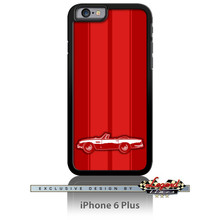 Aston Martin DB5 Convertible Smartphone Case - Racing Stripes