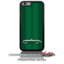 Austin Healey 3000 MKIII Convertible Smartphone Case - Racing Stripes
