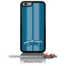 Triumph TR7 Convertible Smartphone Case - Racing Stripes