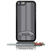 Jaguar MKII Sedan Smartphone Case - Racing Stripes