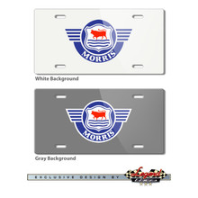 Austin Morris Vintage Logo Novelty License Plate