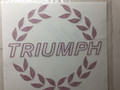 1980 Triumph TR7 SPIDER Complete 5 Piece Badge Decal Set