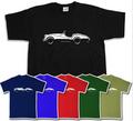 Triumph TR3 Silhouette T- Shirt
