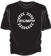 Triumph Laurel Decal T-Shirt