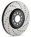 TWS Wilwood Big Front Brake Kit Replacement Rotors - Pro Rotors