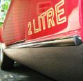 1975-81 Triumph TR7 OEM 2 LITRE Rear Quarter Side Decal 30th Anniversary Ed