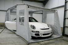 CAIR-O-PORT Indoor Car Storage Container