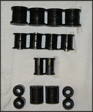 Triumph TR8 Poly Bushing Kit Complete