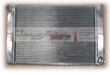 Triumph TR8 Aluminum Radiator