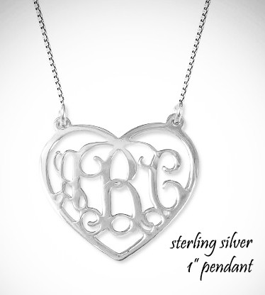 cosette necklace in sterling
