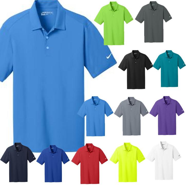 33f195326 ... Monogrammed Nike Golf - Men's Dri-FIT Vertical Mesh Polo - FREE SHIP.  Image 1 · Image 1 ...
