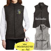 SP ELEM - Ladies' Sweater Fleece Vest