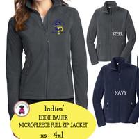 SP ELEM - Ladies' Eddie Bauer Full Zip Microfleece Jacket