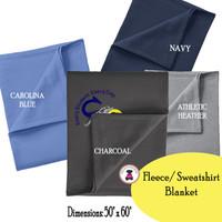 SP ELEM - Fleece/Sweatshirt Blanket