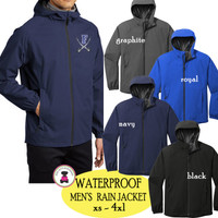 FANIN COUNTY - Men's Waterproof Jacket - FREE SHIP