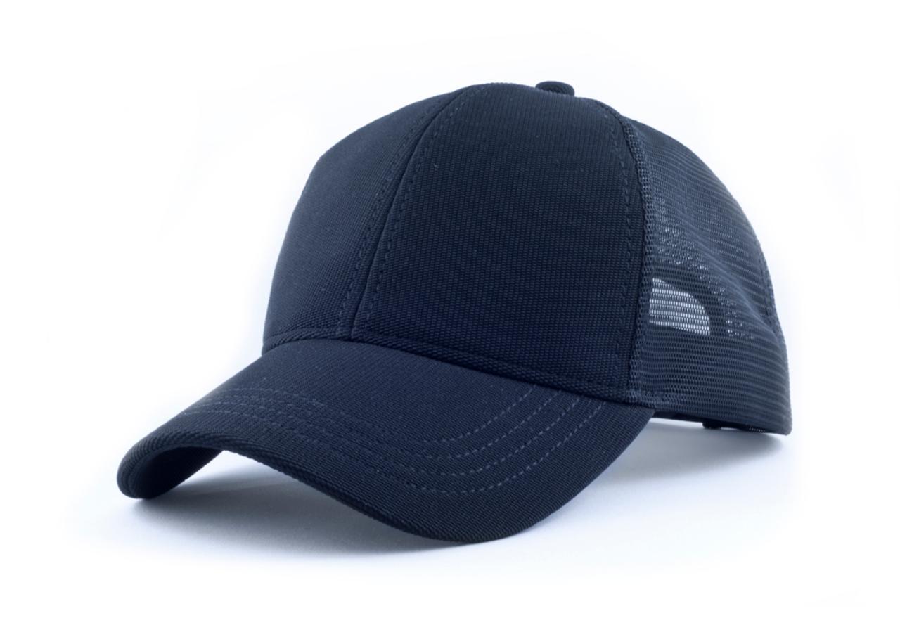 PM6050 Dobby Mesh Modified Trucker Hat