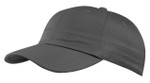 Charcoal - OC6110 Organic Cotton Cap | Toque.ca