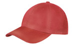 Red Garment Washed 4 UR' Zize™ Fitted Cap