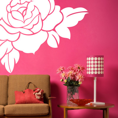 Rose Wall Stickers