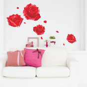 Roses Wall Sticker 8947
