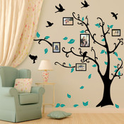 Family Tree Wall Stickers 4320