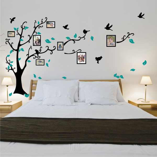 family tree wall stickers 4320 - stickers wall
